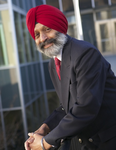 Dr Baljit Singh Appointed Dean At Canada S University Of