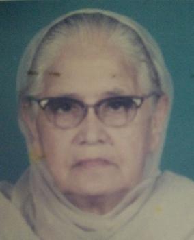 Sawaran Kaur 1930 2016 Buntong Asia Samachar
