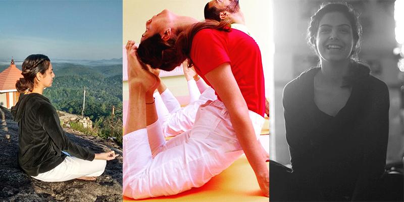 'Coercion and rape': Investigating my yoga school – BBC